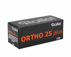 ROLLEI ORTHO 25 plus /120