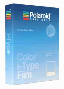 POLAROID Originals Color film do I-TYPE Summer Blues