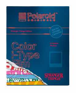 POLAROID Originals Color film do I-TYPE Stranger Things