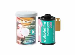 Dubble Film Bubblegum 200/36