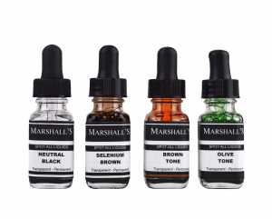 MARSHALL'S l Zestaw do retuszu Set 4 (14ml )