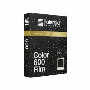 POLAROID Orginals 600 Color  Gold Dust Edition