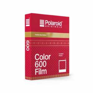 POLAROID Originals 600 Color  Festiva Red Edition