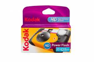 KODAK Aparat jednorazowy Power Flash 800/39