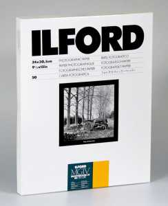 ILFORD MG IV Deluxe 24x30/50 25 M (satyna)
