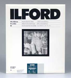 ILFORD MG IV Deluxe 24x30/10 44 M (perła)