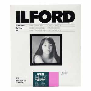 ILFORD MG IV Deluxe 18x24/25 1M (błysk)