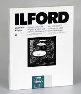 ILFORD MG IV Deluxe 24x30/50 44 M (perła)