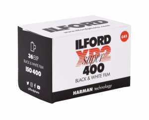 ILFORD XP 2 400/36 (C41)