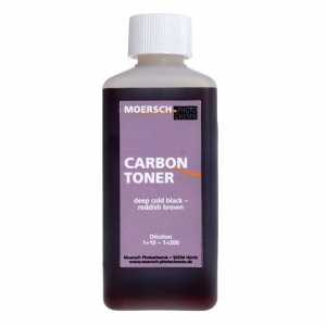 MOERSCH MT2 Carbon Toner 250 ml