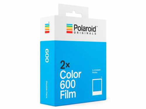 Polaroid Orginals 600  Double Pack  kolor
