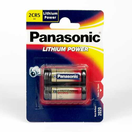PANASONIC 2CR5