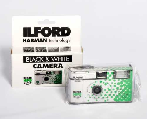 ILFORD CAMERA HP5 400